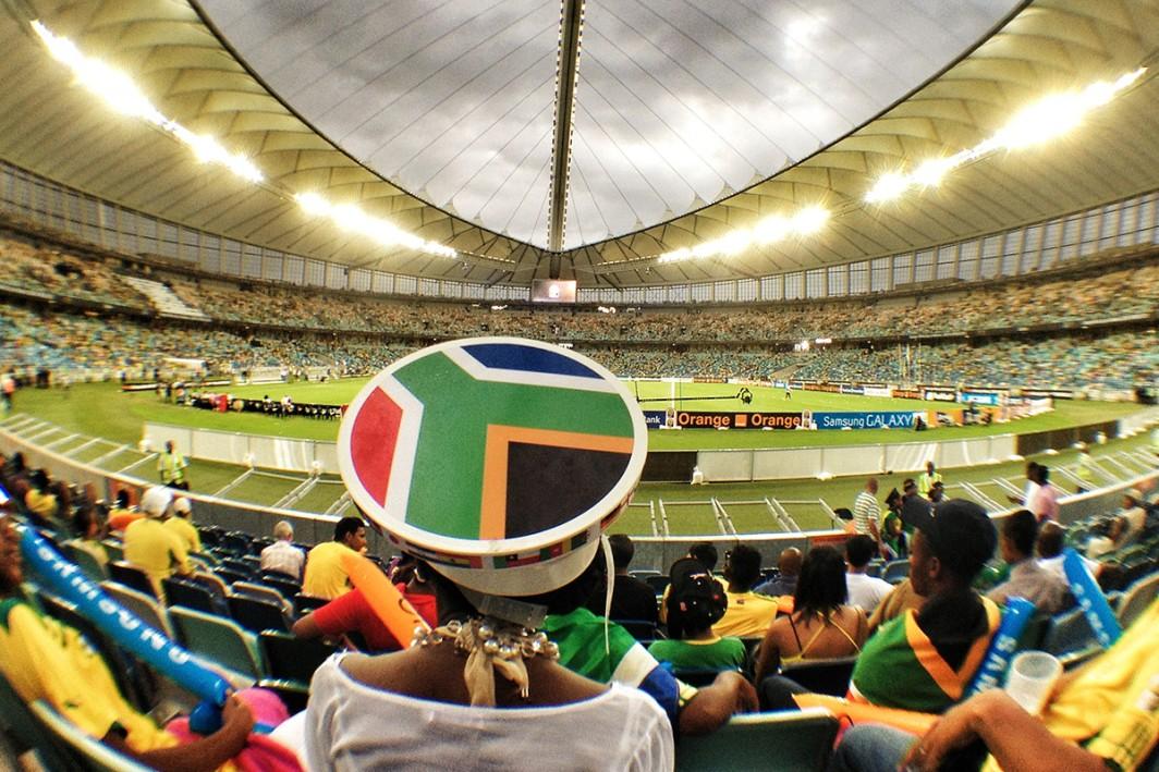 South Africa vs Nigeria: Nelson Mandela Challenge 2013