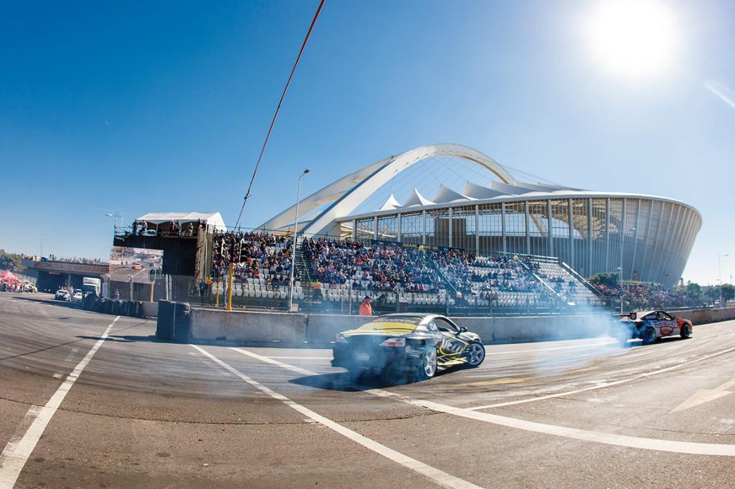 Durban ROCKS Top Gear Festival SA 2014!