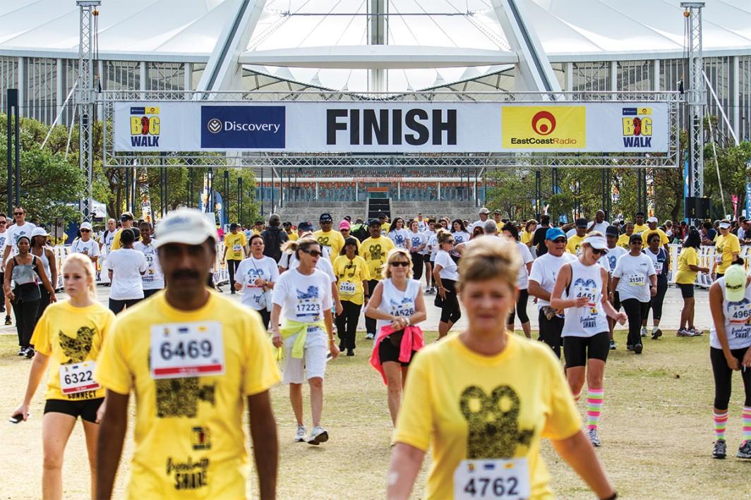 Big Walk Durban 2016