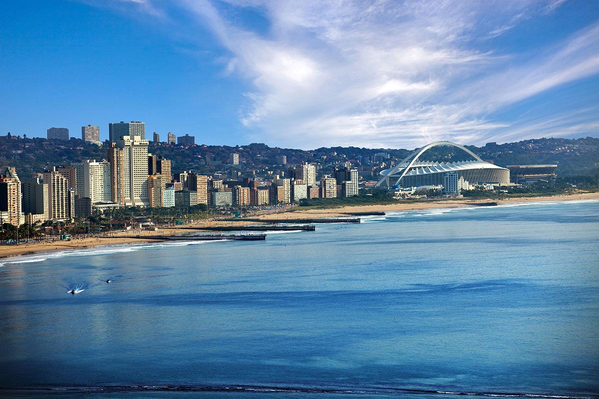 Durban South Beach View