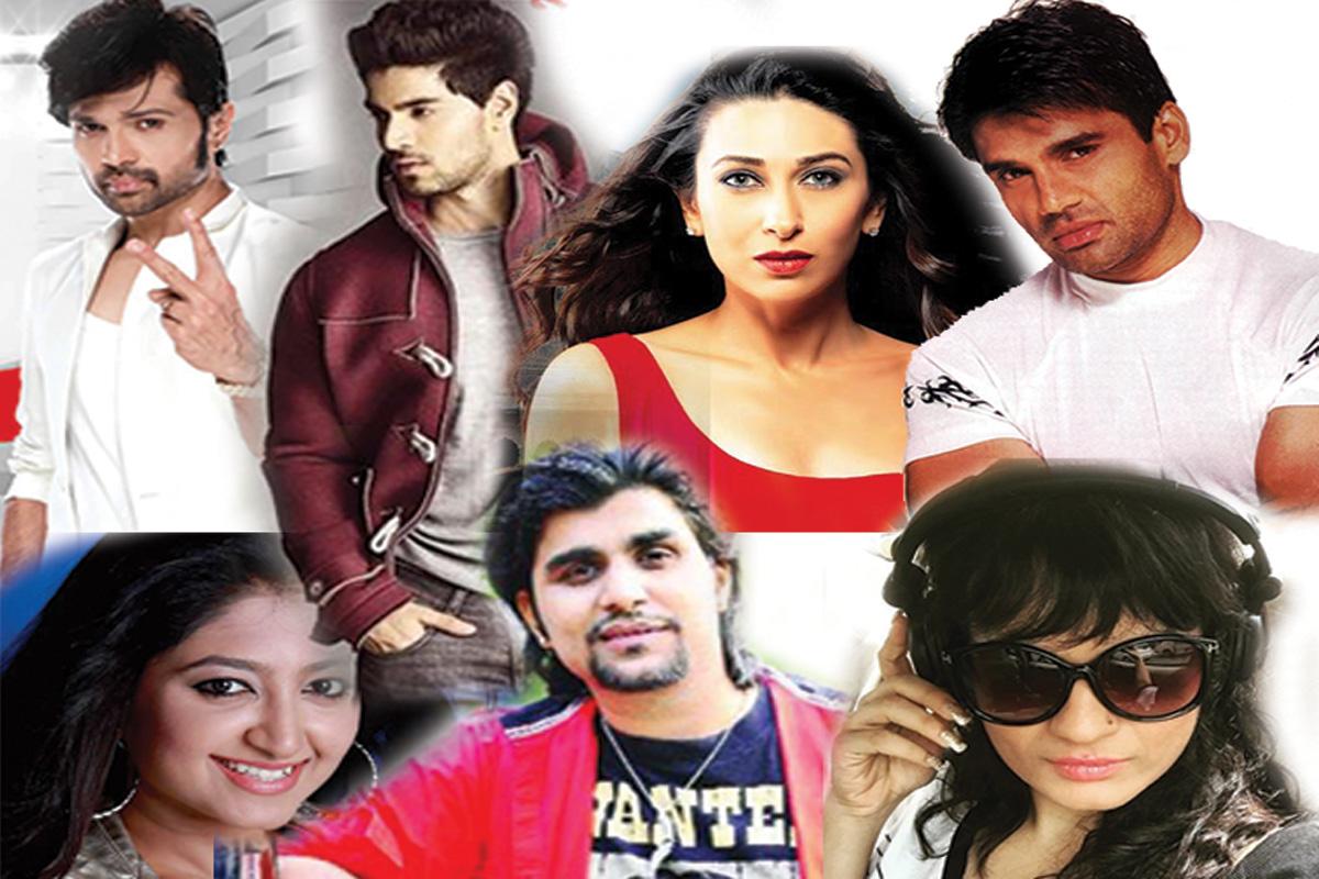 Iconic Bollywood Night