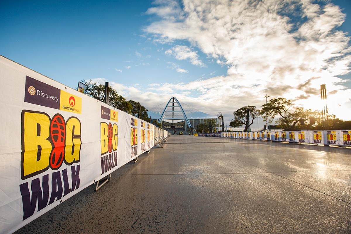 Walk that Big Walk, Durban!