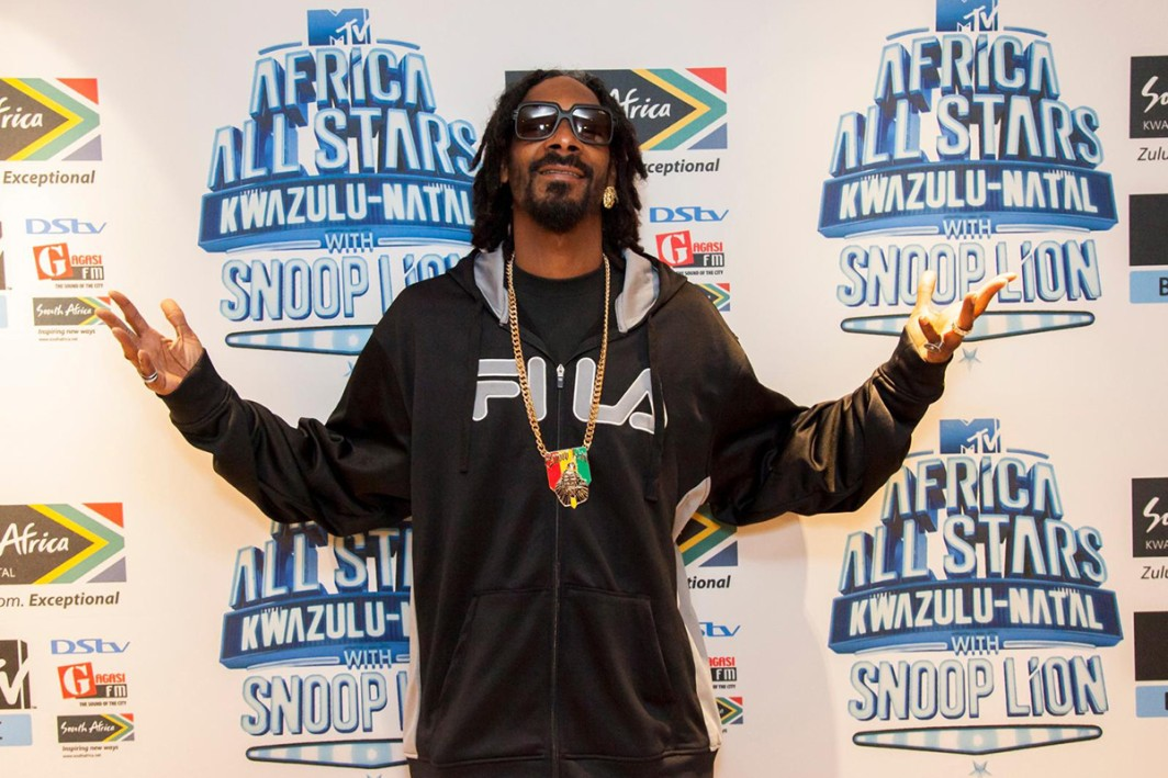 Snoop Lion, Snoop Dogg headlines MTV Allstars Concert