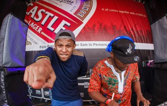 Castle Braai Day 2014