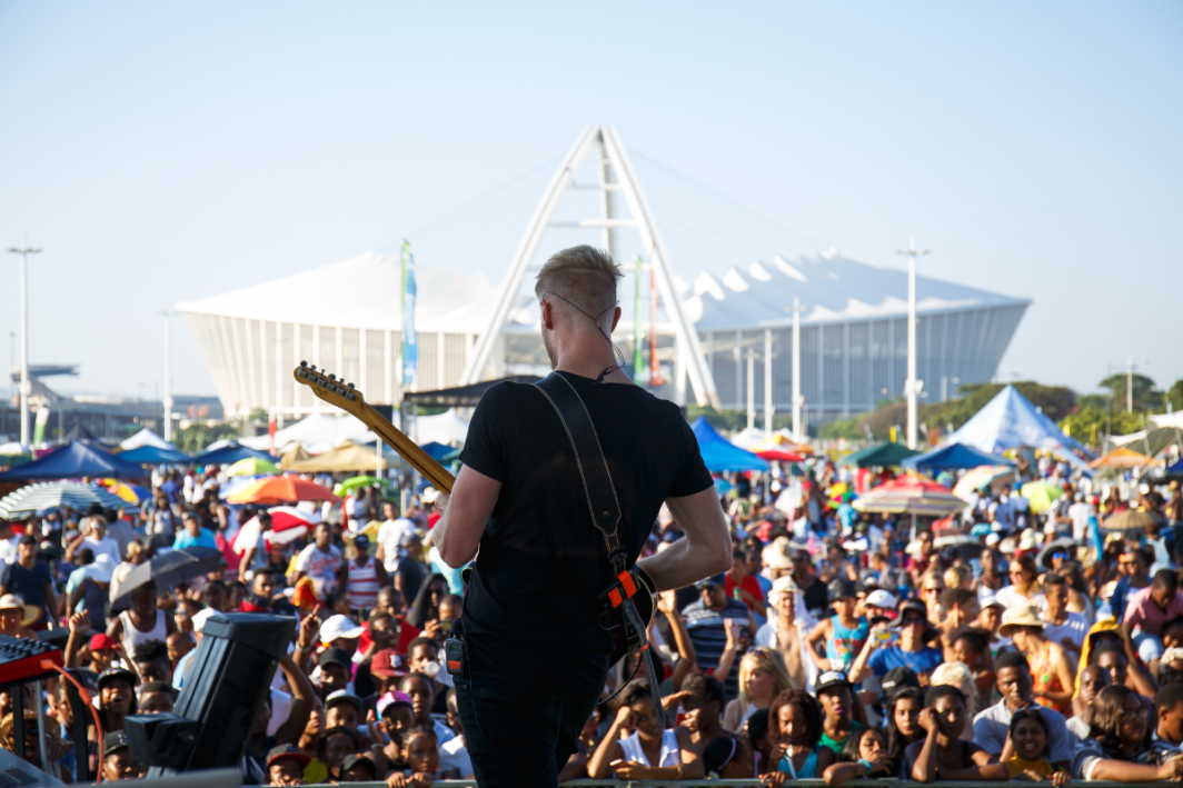 Spend Boxing Day at Durban Braai Day!