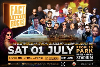 Fact Durban Rocks: Durban July