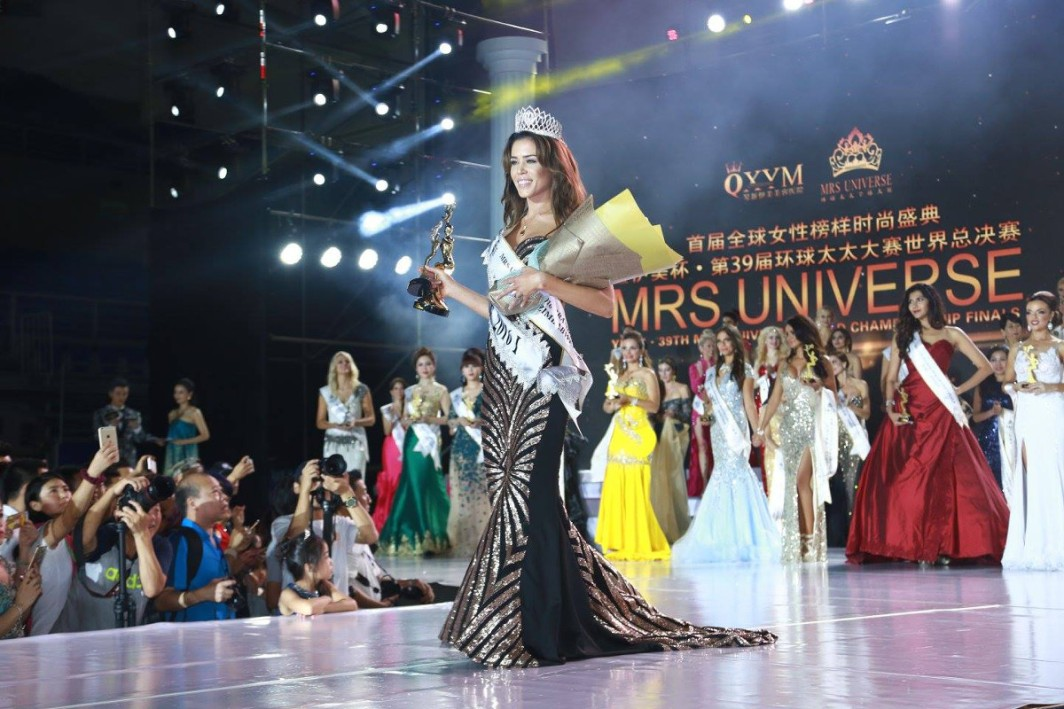 Make way for Mrs Universe 2017!