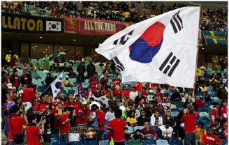 World Cup – Nigeria vs Korea Republic