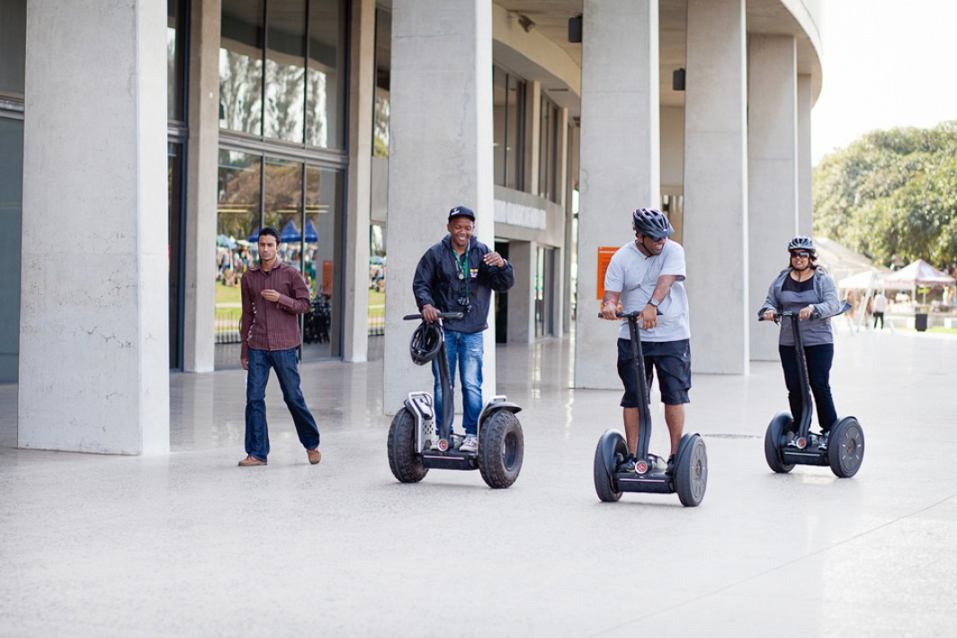 Segway Gliding Tours open up at MMS