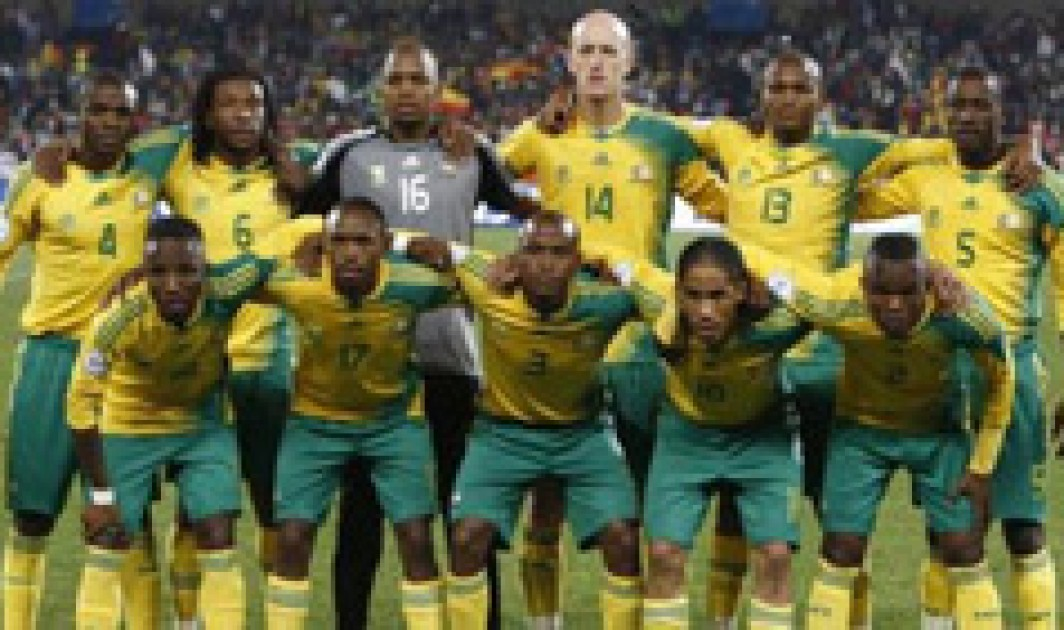 Durban scores Bafana Bafana international match