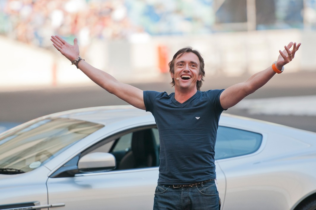 Richard Hammond to join TopGear Festival crew