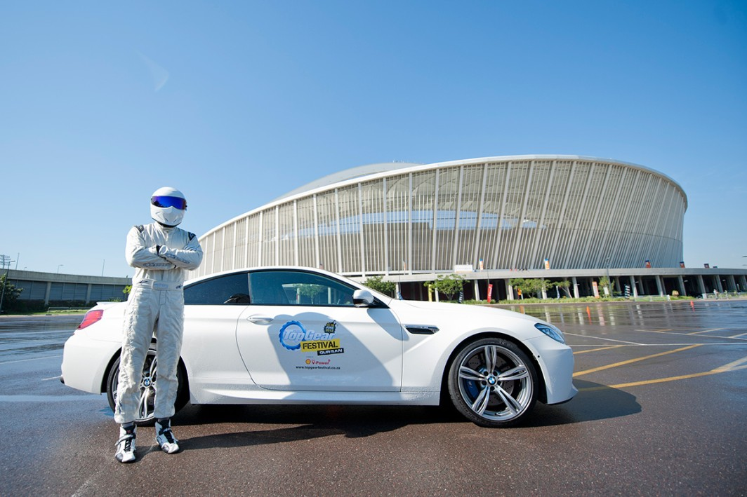 The Stig hits Durban!