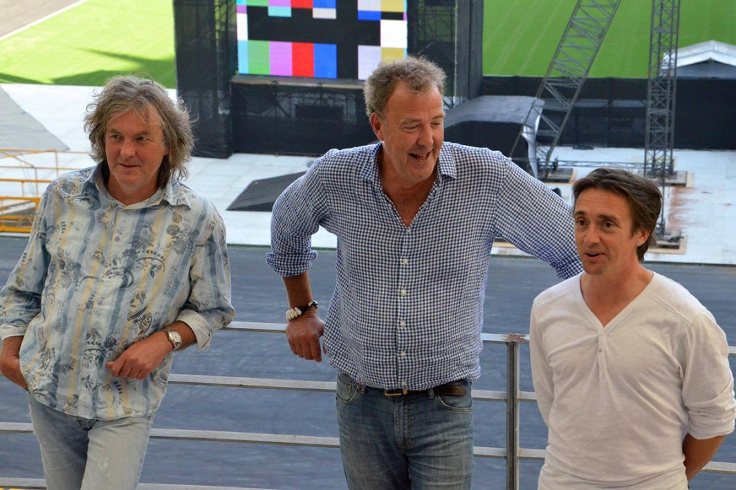 Top Gear's Clarkson on Durban – It's a love affair