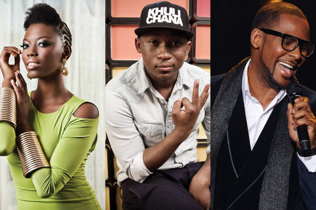 Lira, Khuli Chana & more to open for R. Kelly in South Africa