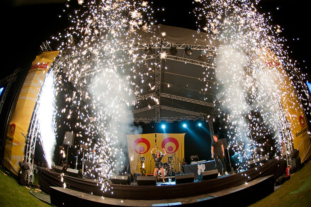 Durban's favourite music festival is back!