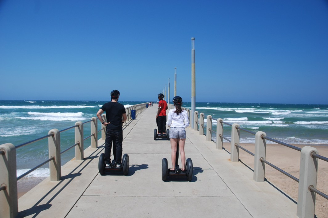 Durbs Thursdays – Segway Gliding Tours