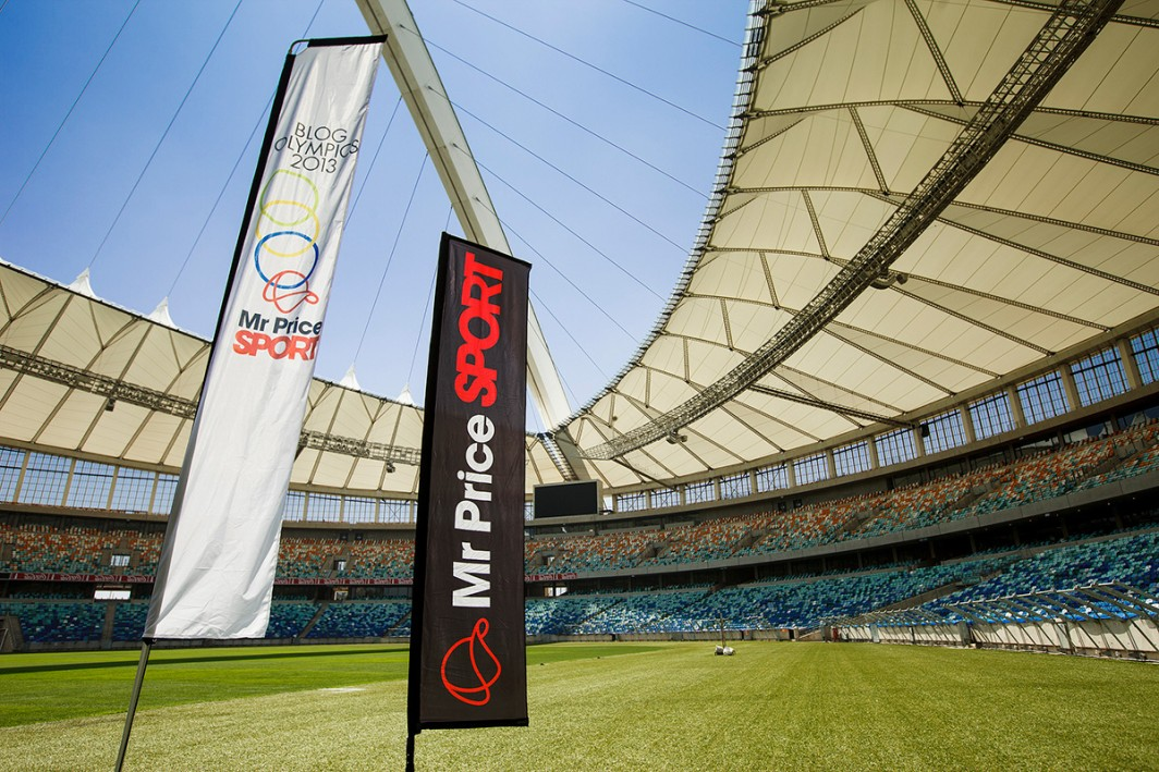 The inaugural Mr Price Sport BlogOlympics is coming to Durban!