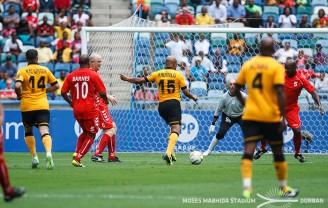 Liverpool Legends v Kaizer Chiefs Legends
