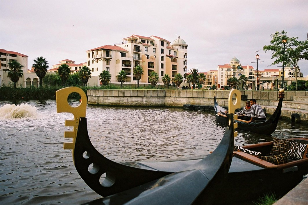 Gone on a gondola: discover the Durban waterfront