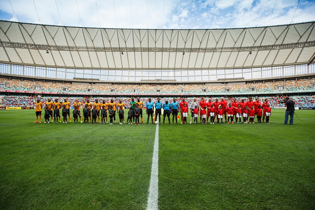 Liverpool v Chiefs: The Legends turn back the clock in Durban