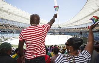 Madiba Memorial – 13 December 2013