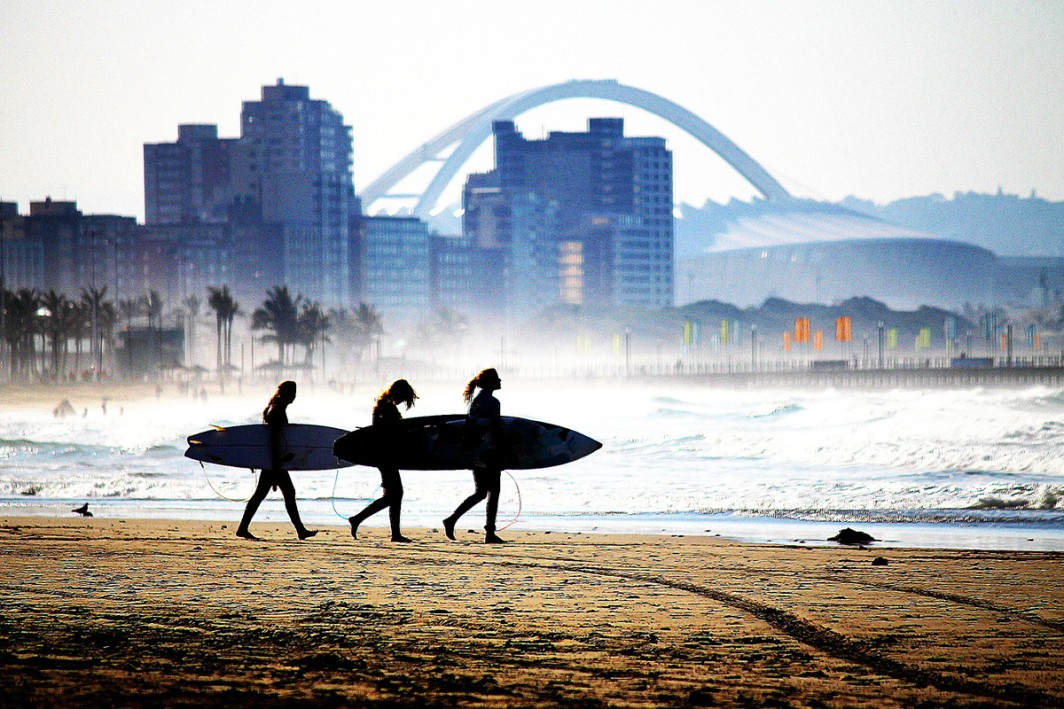 Surfin' Durban – it all starts with a lesson