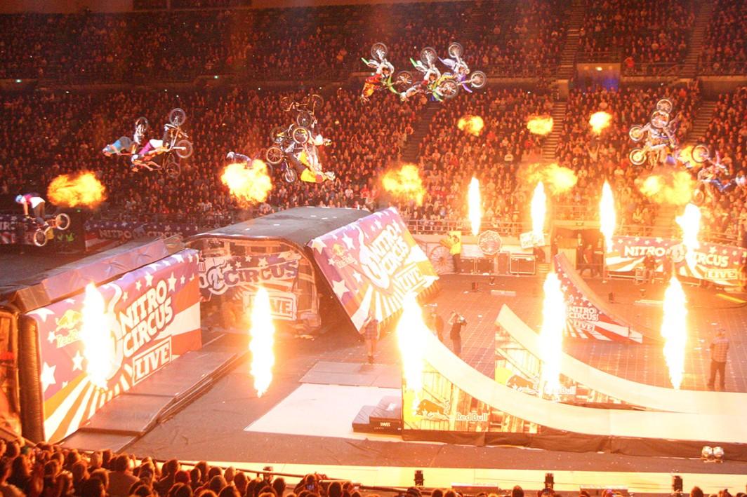 Get set for Nitro Circus Live!