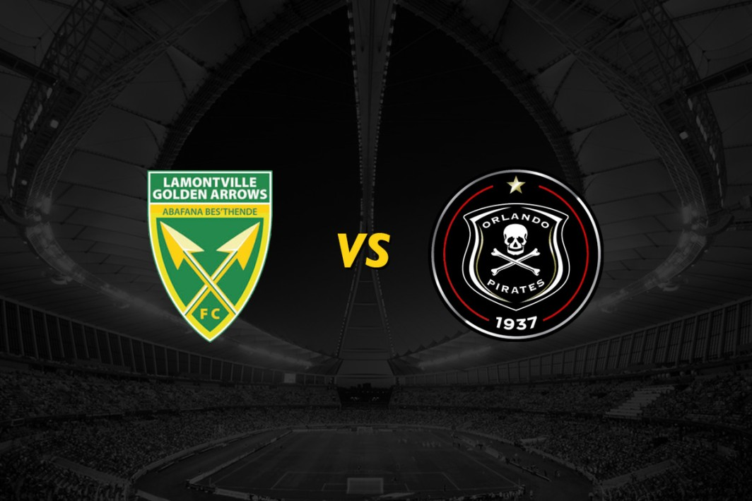 Golden Arrows vs Orlando Pirates