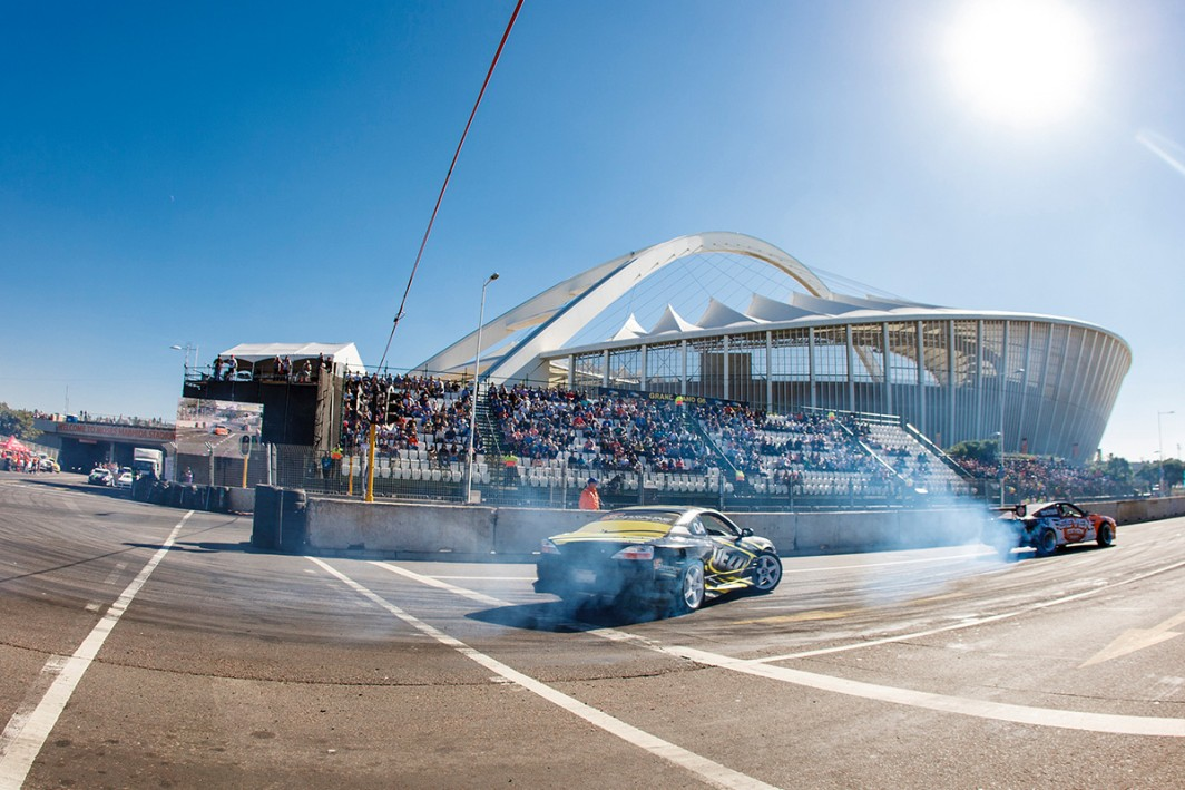 Durban ROCKS Top Gear Festival SA 2014!