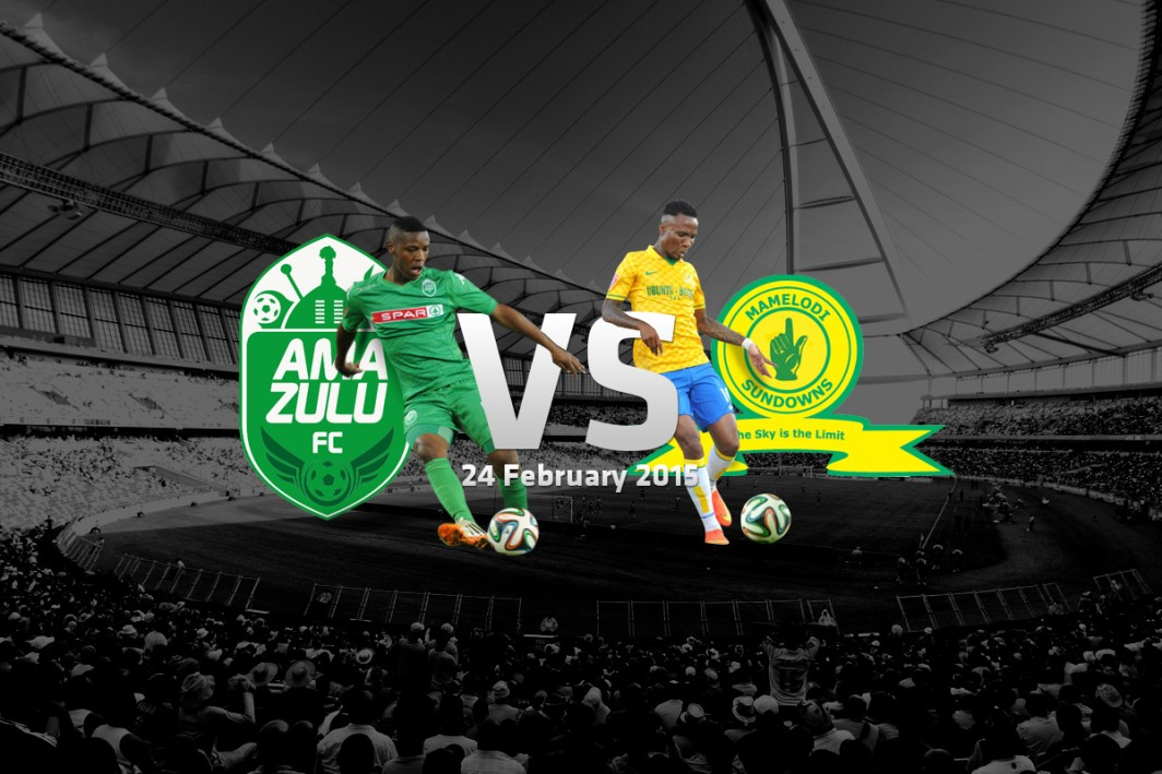 Amazulu FC vs Mamelodi Sundowns