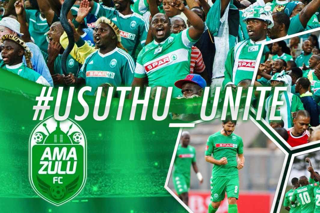Join hands for #Usuthu_Unite