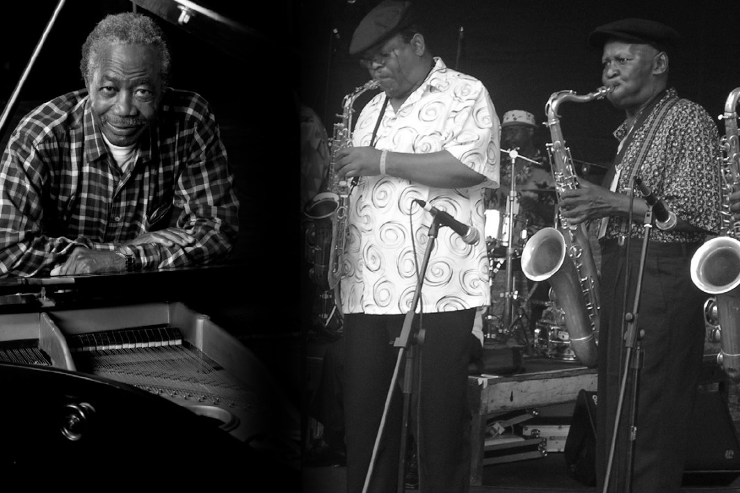 Durban Jazz Legends live at People's Park Cafe