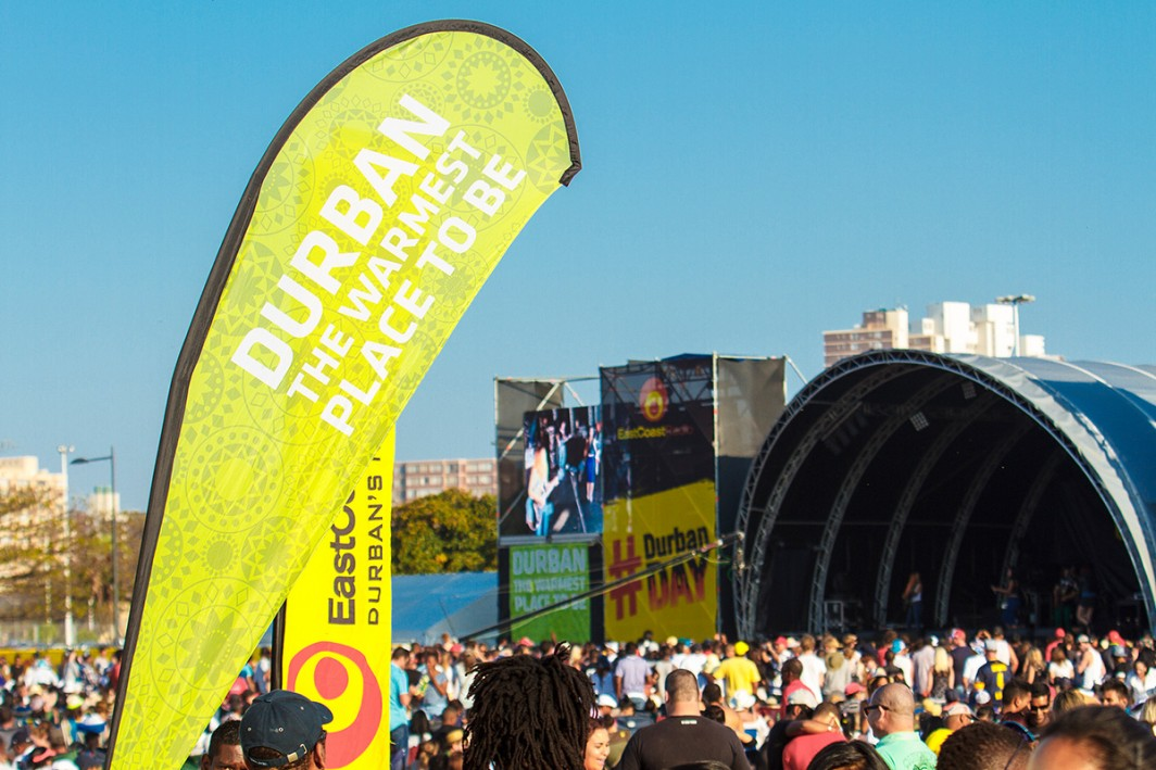 Turn it up at #BPDurbanDay 2015!