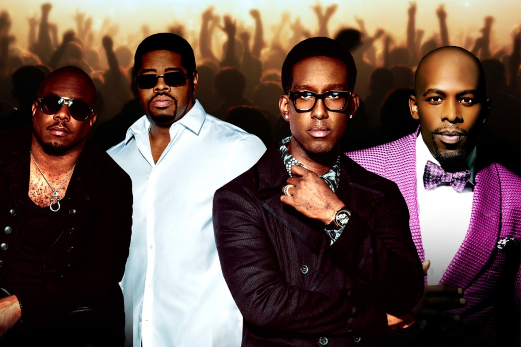 Boyz II Men & Joe: The Hits Live in South Africa Tour