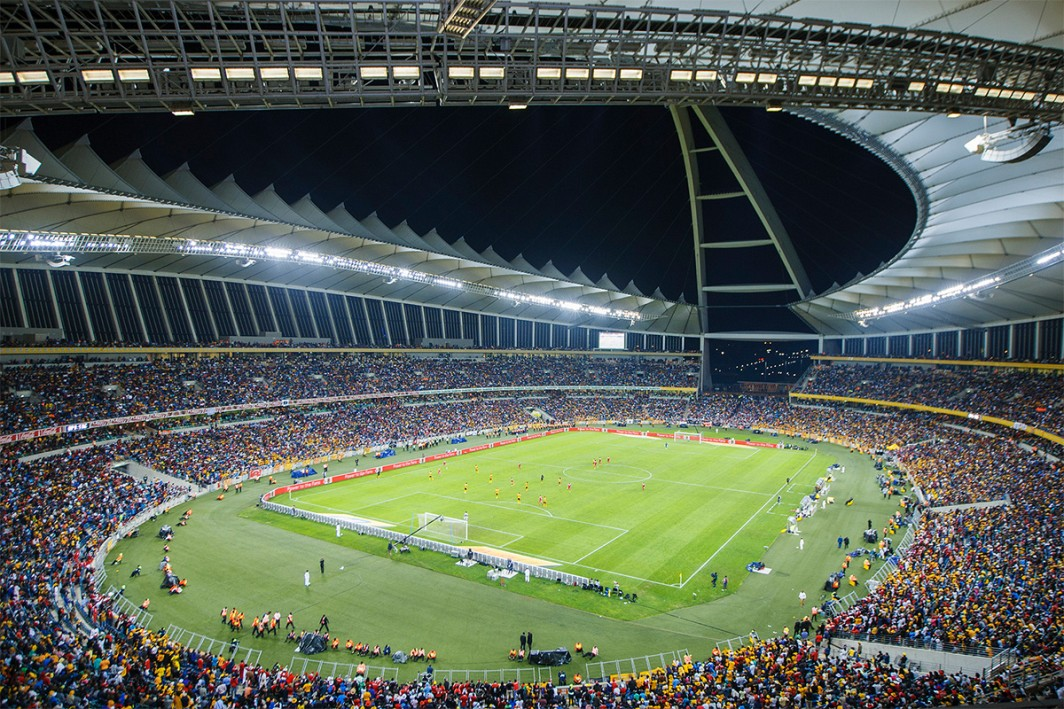 Durban set for a sold out Telkom Knockout Final - Moses Mabhida