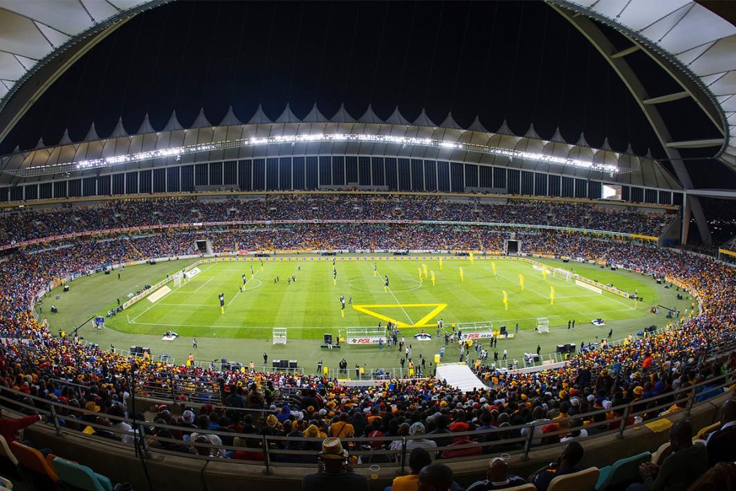 Kaizer Chiefs VS Highlands Park FC