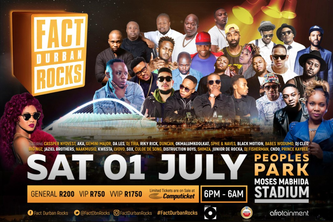 Fact Durban Rocks: The Durban July Edition