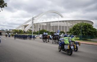 Metro Police Festive Launch