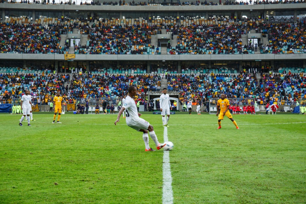 Kaizer Chiefs bring #NedbankCup semi to MMS