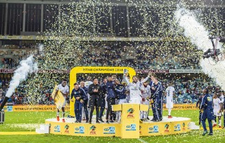 MTN8 Final: SuperSport United VS Cape Town City