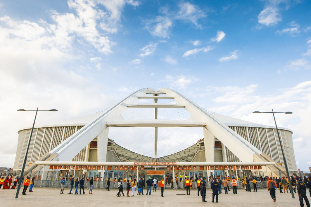 SAPS Statement: TKO Semi final security measures - Moses Mabhida