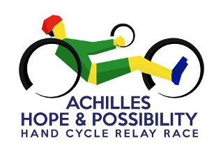 Achilles Hope and Possibility 24 Hour Hand Cycle Relay Race