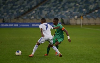 COSAFA 3rd/4th Playoff: Zimbabwe VS Lesotho