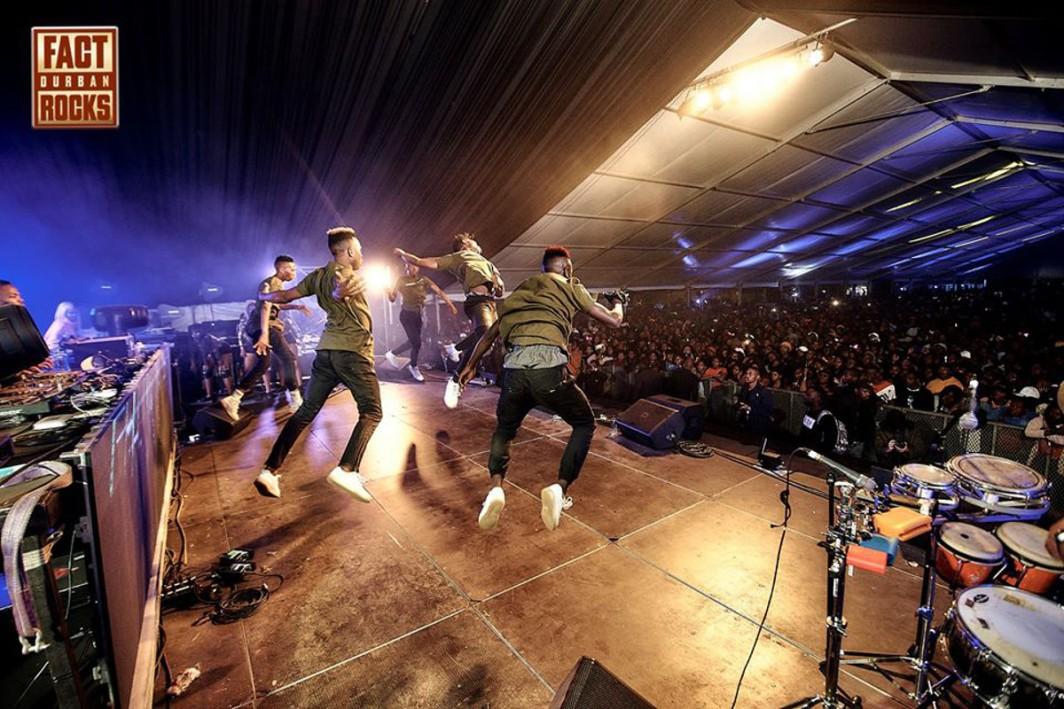 10 years of Fact Durban Rocks!