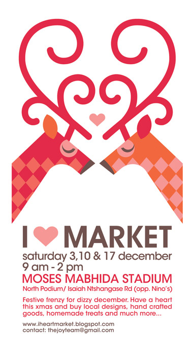 Iheart Christmas.I Heart Markets For Christmas Moses Mabhida Stadium Moses