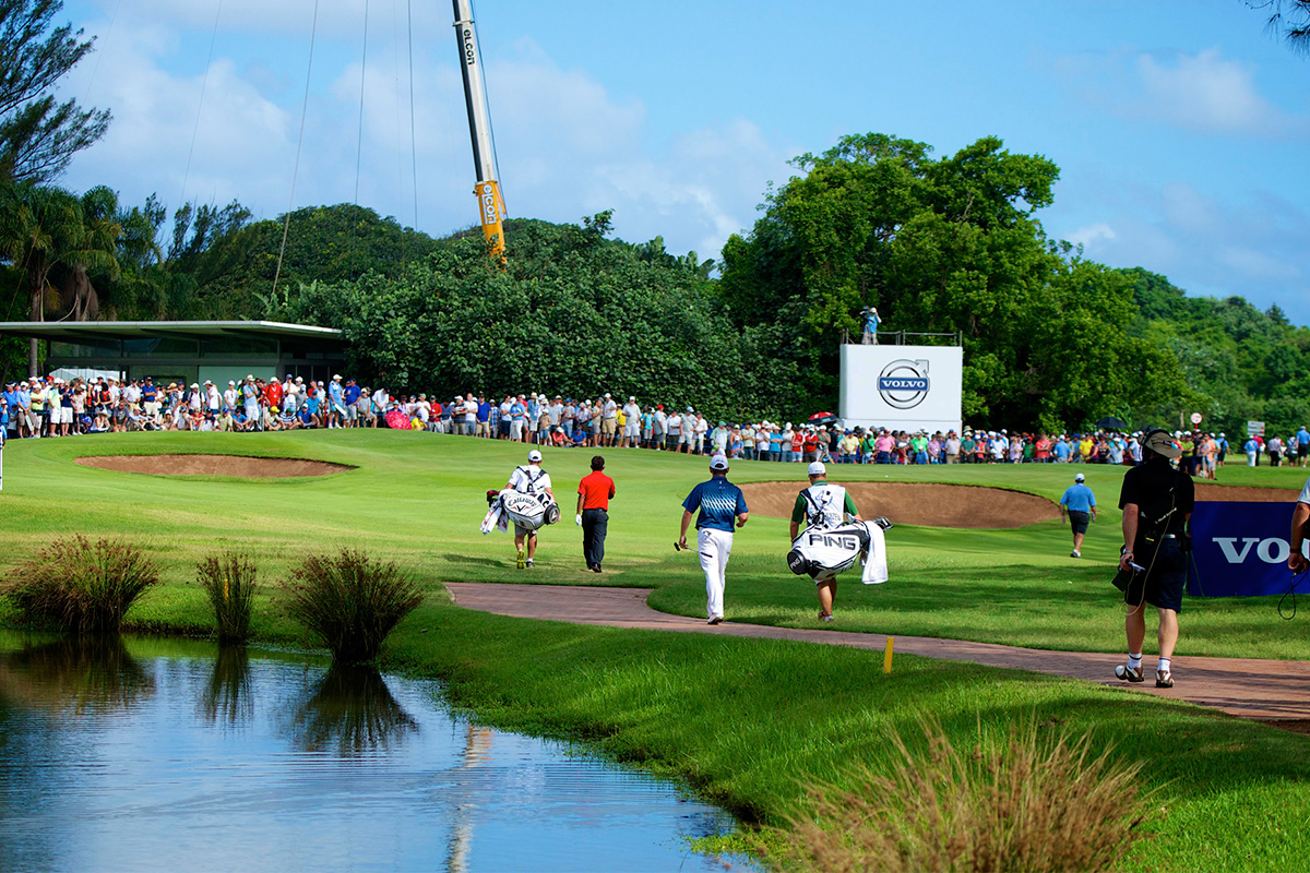 The Durban Country Club: 2014 Volvo Golf Champions Returns To The Durban Country