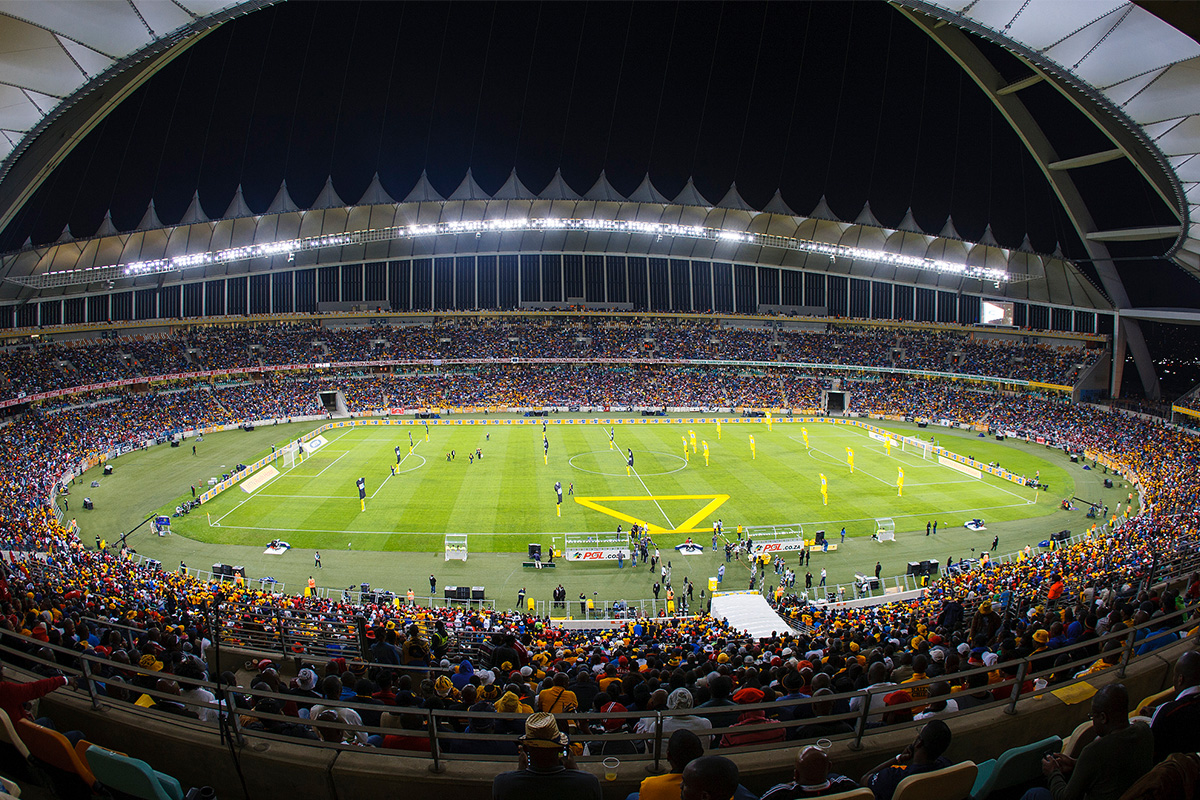 Kaizer Chiefs…welcome home!