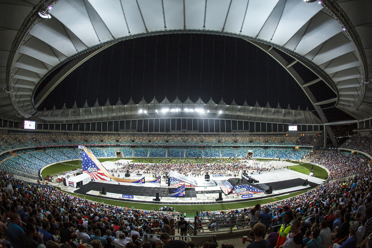 Nitro Circus: Bigger, better, BACK
