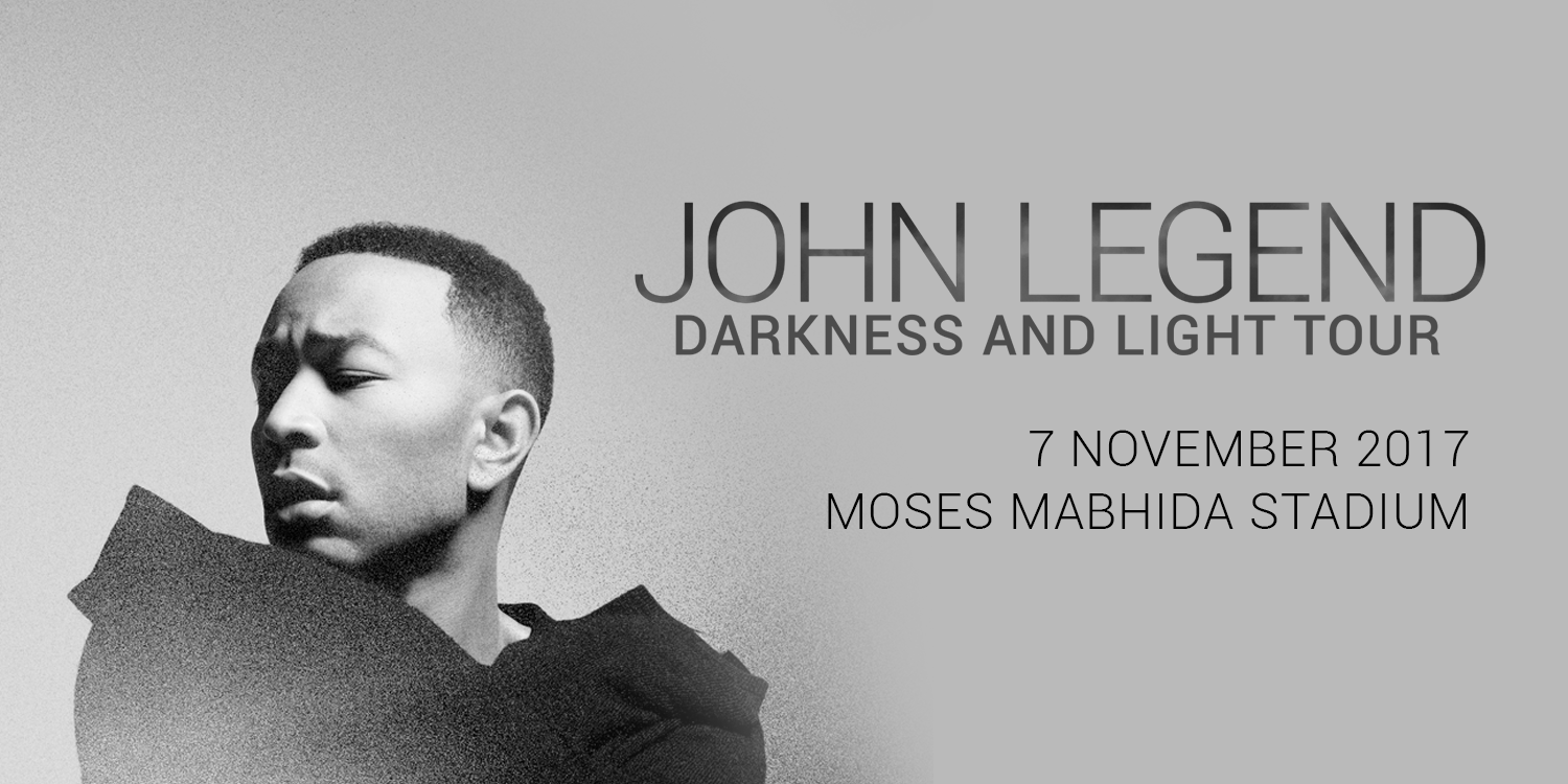 John Legend heads back to the 031!