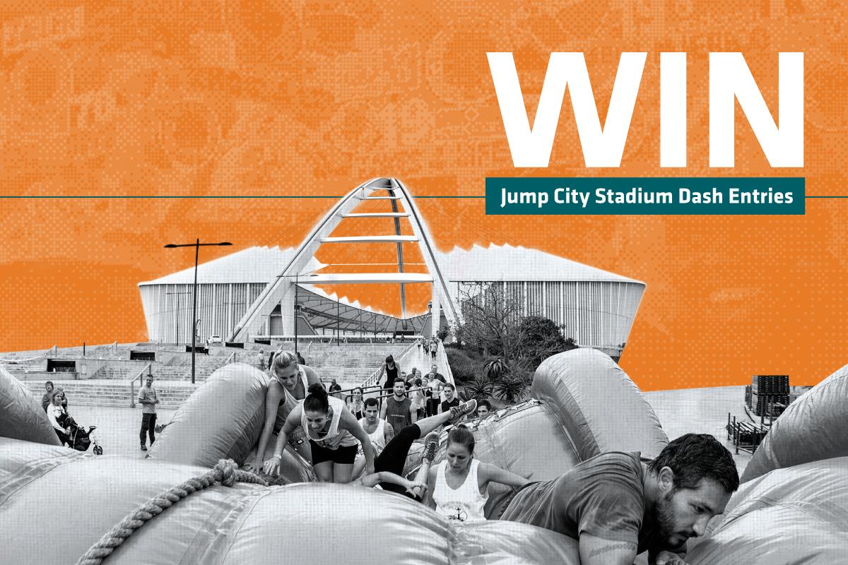 Win Stadium Dash entries!